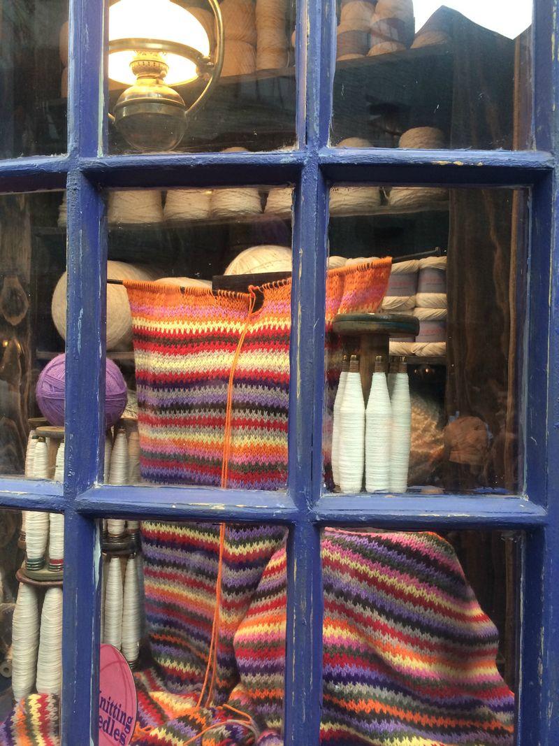 Witchery knitting