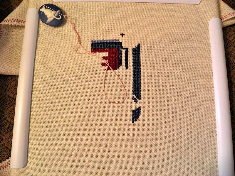 Stitchers studio 061414
